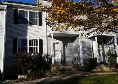 Middlebury Condo/Townhouse For Sale: 30 Twin Circles
