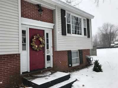 Essex Single Family Home For Sale: 68 South Street