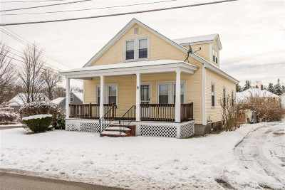 Nashua Single Family Home Active Under Contract: 18 New Dunstable Road