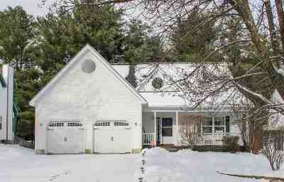 South Burlington Single Family Home Active Under Contract: 29 Lupine Lane