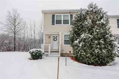 Hooksett Condo/Townhouse Active Under Contract: 6 Pleasant Street #D1