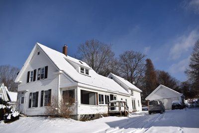 Laconia Multi Family Home For Sale: 363 Elm Street