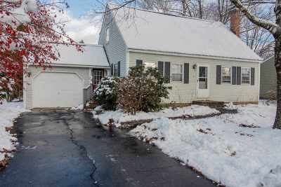 Concord Single Family Home For Sale: 7 Yale Street