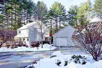 Merrimack Single Family Home Active Under Contract: 4 Quails Way