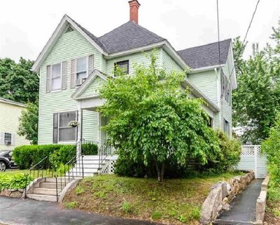 Manchester Multi Family Home For Sale: 55 Dearborn Street