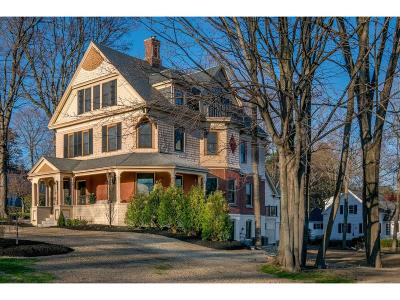 Nashua Single Family Home For Sale: 85 Concord Street