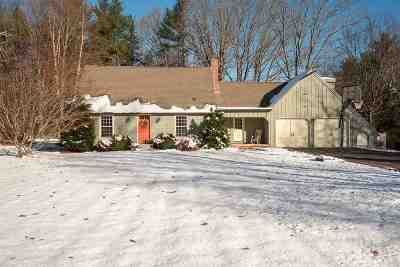 Single Family Home For Sale: 63 Exeter Road