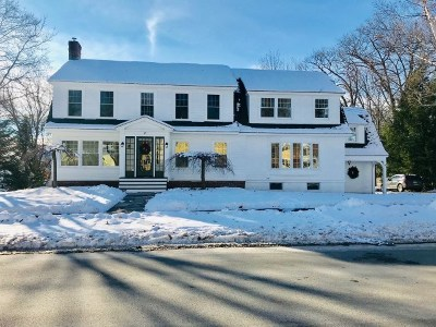 Laconia Single Family Home For Sale: 30 Holman Street