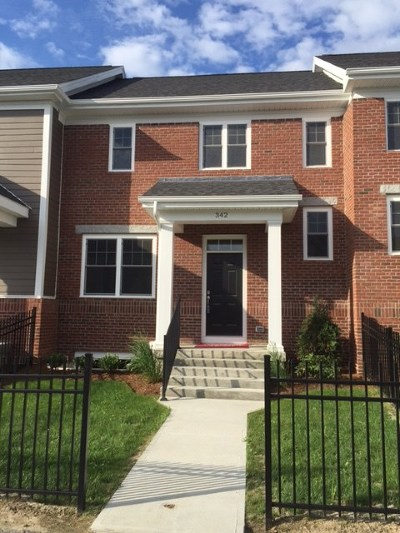 Chittenden County Condo/Townhouse For Sale: 598 Zephyr Road #2