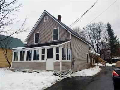 Lincoln Rental Active Under Contract: 22 Maple Street #Downstai