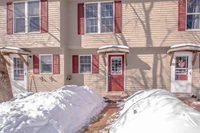 Conway Condo/Townhouse For Sale: 78 Saco Pines Road #10