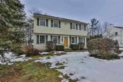 Manchester Single Family Home For Sale: 64 Eastwind Drive