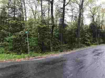 Mountain Lakes Residential Lots & Land For Sale: Lots 321, 322 French Pond Road
