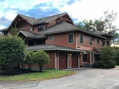 Lincoln NH Condo/Townhouse For Sale: $599,900