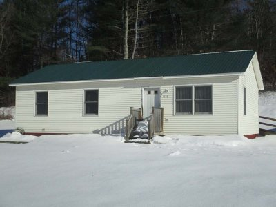 Wolcott Single Family Home For Sale: 1453 Vt. Route 15