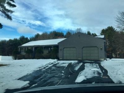 Concord Single Family Home Active Under Contract: 86 Borough Road