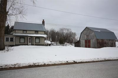 Alburgh Single Family Home For Sale: 104 Poor Farm Road