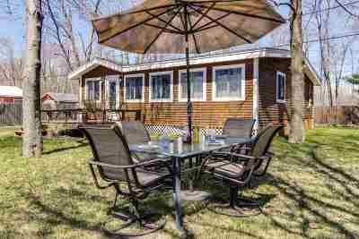 North Hero Single Family Home For Sale: 303 Holiday Point Road
