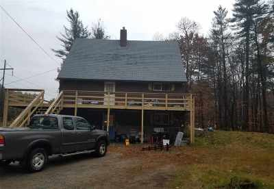 Thornton Rental For Rent: 1710 Nh Route 175