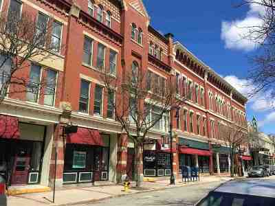 Manchester Commercial Lease For Lease: 66 Hanover Street #200-A