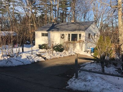 Meredith Single Family Home Active Under Contract: 3 Cataldo Road