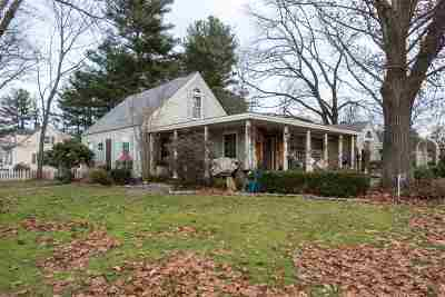 Portsmouth Single Family Home For Sale: 1641 Lafayette Road