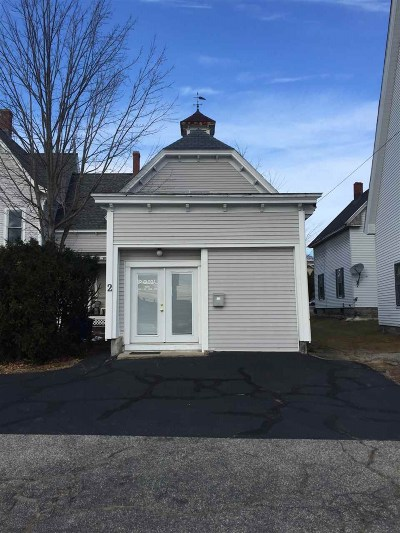 Manchester Commercial Lease For Lease: 2 Arlington Street
