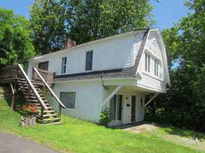 Littleton Single Family Home For Sale: 87 Pleasant Street