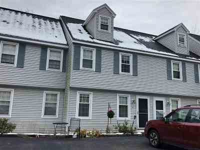 Nashua Condo/Townhouse For Sale: 39 Hawkstead Hollow Hollow #32