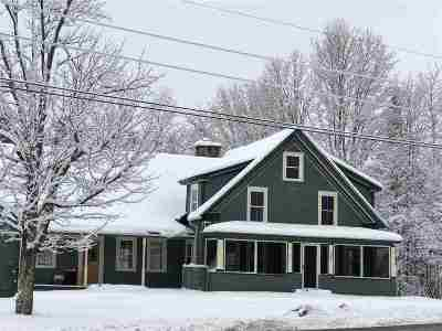 Carroll Single Family Home For Sale: 321 Route 115
