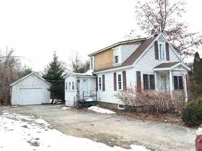 Manchester Single Family Home Active Under Contract: 281 Bodwell Road