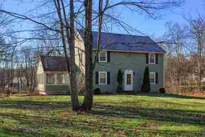 Salem Single Family Home Active Under Contract: 17 Norwood Road