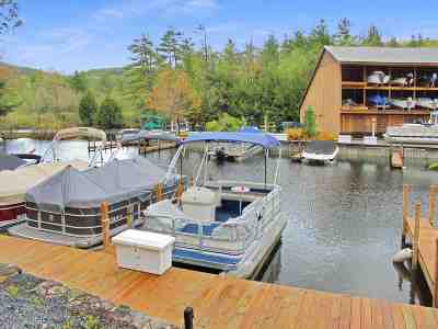 Ashland Boat Slip For Sale: 283 River Street #4