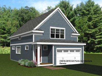 Newmarket Single Family Home For Sale: Lot 5 Lincoln Avenue Avenue #5