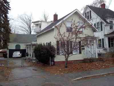 Manchester Multi Family Home For Sale: 153 Bowman Street