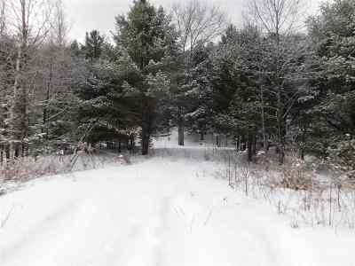 Norwich Residential Lots & Land For Sale: Podunk Road