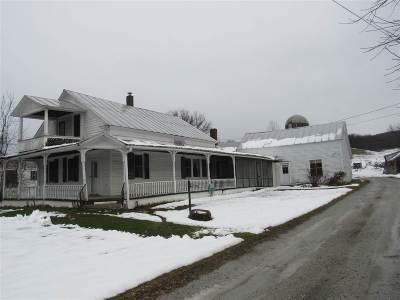 Franklin County Single Family Home For Sale: 6575 Rt 78 Highway