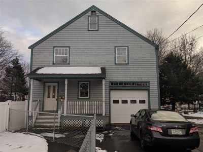 Somersworth Single Family Home For Sale: 22 1/2 South Street