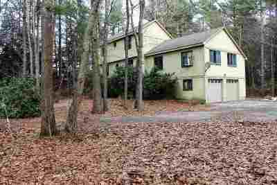 Single Family Home Active Under Contract: 19 Ashbrook Road