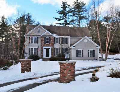 Bedford Single Family Home Active Under Contract: 38 Barr Farm Road