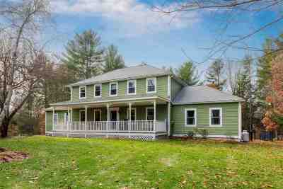 Single Family Home For Sale: 16 Deer Run Road