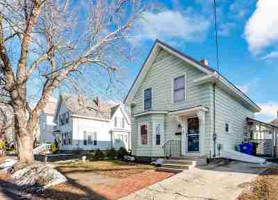Manchester Single Family Home For Sale: 11 N Adams Street