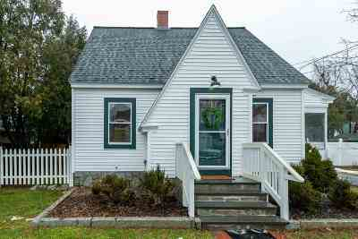Manchester Single Family Home Active Under Contract: 61 Roy Avenue