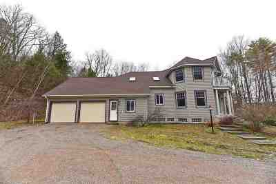Westford Single Family Home For Sale: 1302 Old Stage Road