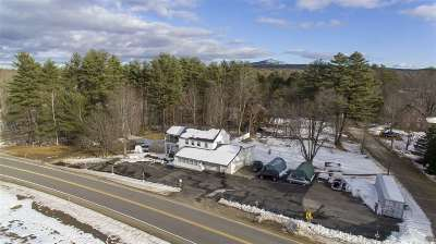 Alton NH Single Family Home For Sale: $280,000