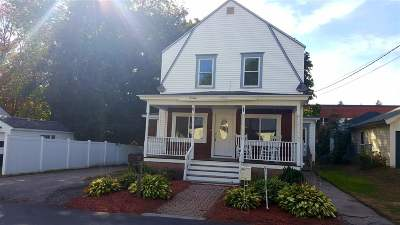 Laconia Single Family Home For Sale: 64 Girard Street