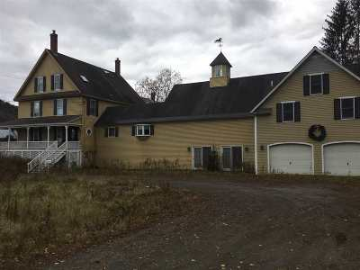 Woodstock Single Family Home For Sale: 1054 West Woodstock Road