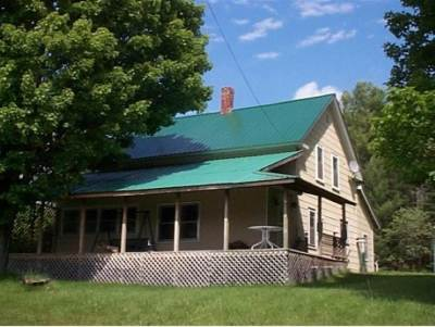 Essex County Single Family Home For Sale: 2999 Oregon Road