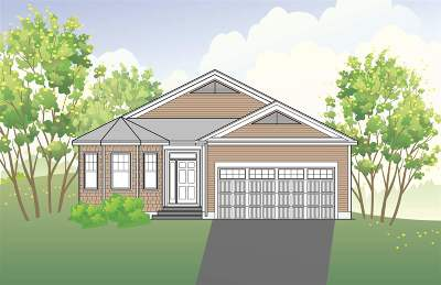 Raymond Single Family Home Active Under Contract: Lot 3 Blackstone Drive #7