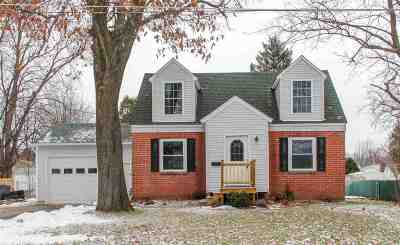 Essex Single Family Home Active Under Contract: 1 Abnaki Avenue